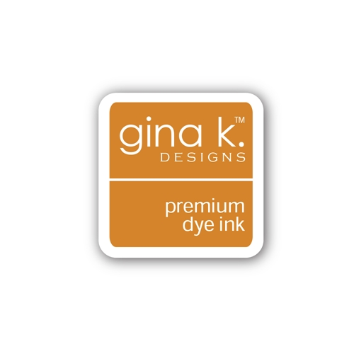 Gina K Designs HONEY MUSTARD Color Companions Mini Ink Pad CUBE5 Preview Image