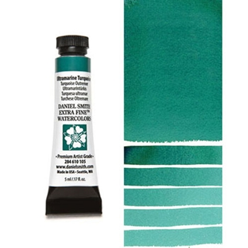 Daniel Smith ULTRAMARINE TURQUOISE 5ML Extra Fine Watercolor 284610105