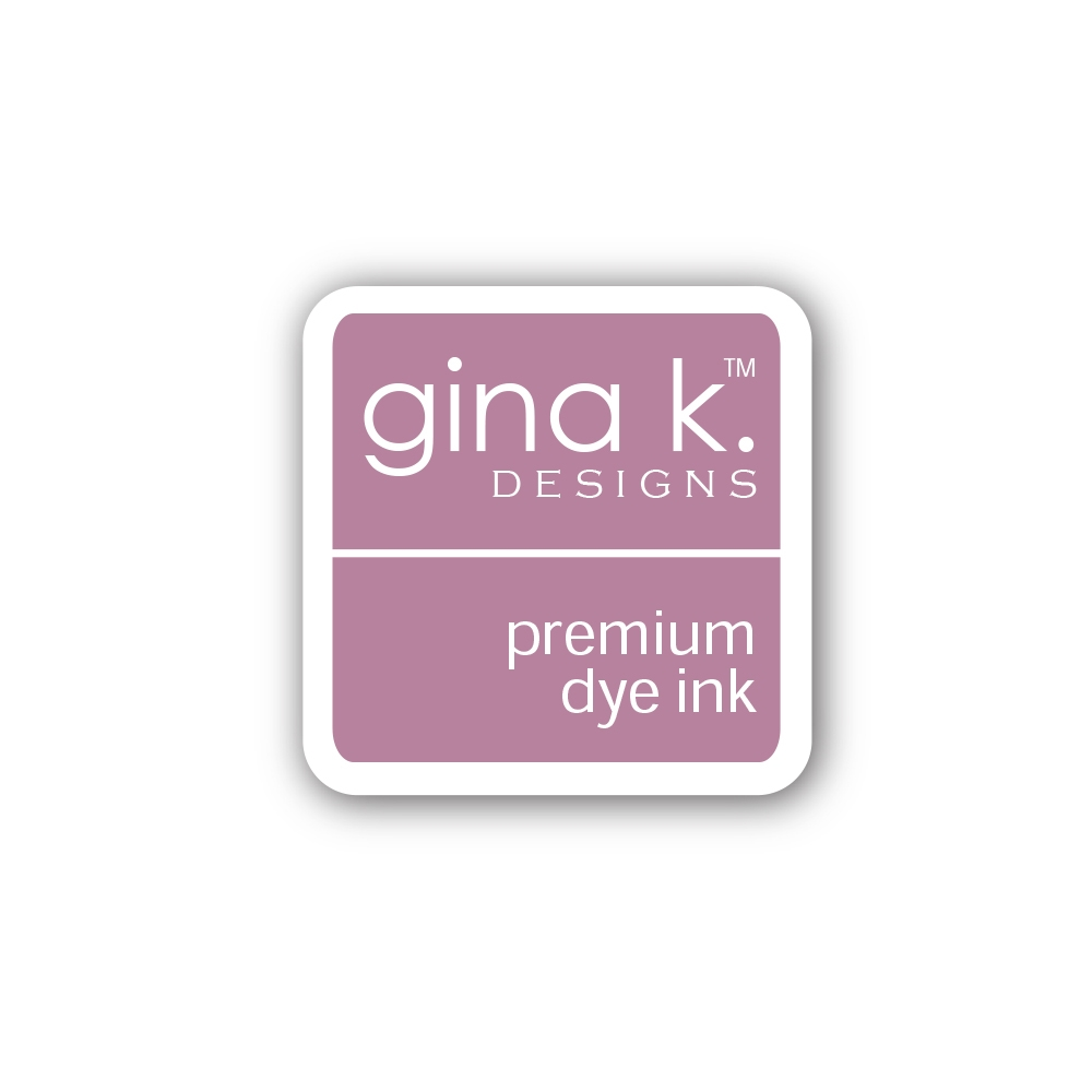 Gina K Designs LOVELY LAVENDER Color Companions Mini Ink Pad CUBE37 zoom image