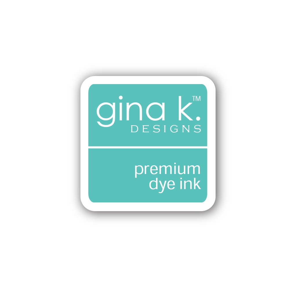 Gina K Designs OCEAN MIST Color Companions Mini Ink Pad CUBE8 zoom image