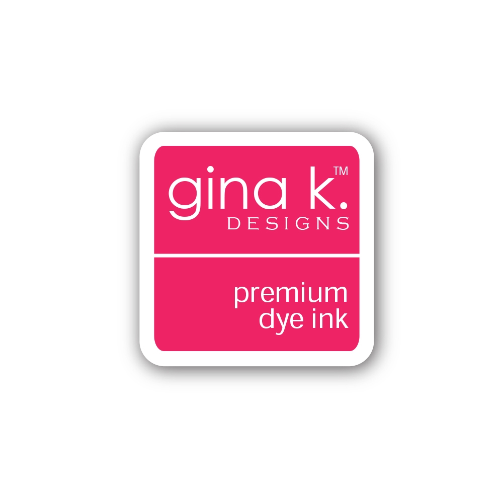 Gina K Designs PASSIONATE PINK Color Companions Mini Ink Pad CUBE11 zoom image