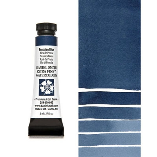 Daniel Smith PRUSSIAN BLUE 5ML Extra Fine Watercolor 284610082 Preview Image