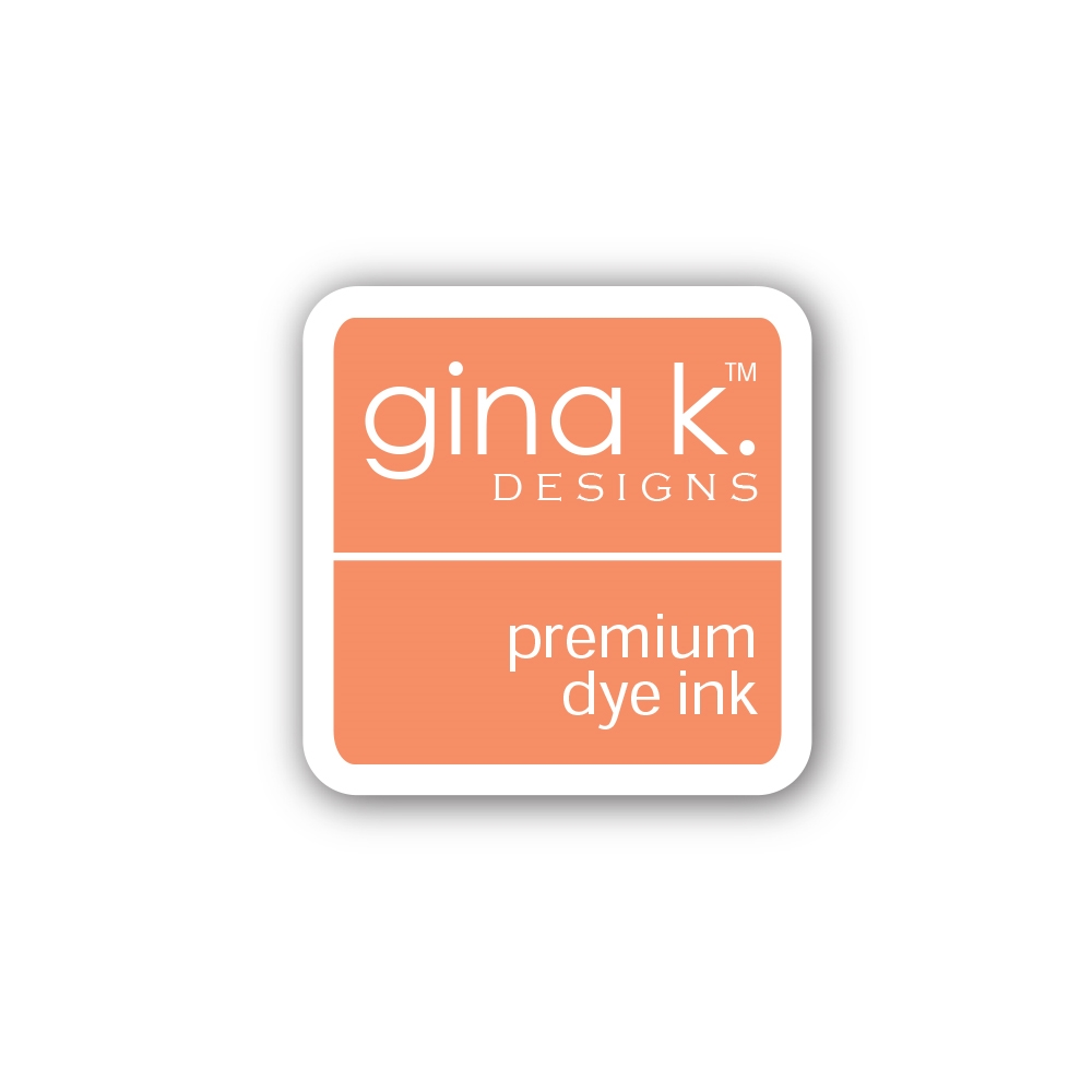 Gina K Designs PEACH BELLINI Color Companions Mini Ink Pad CUBE34 zoom image