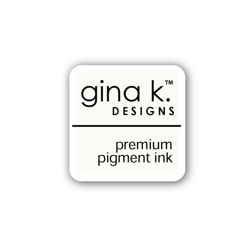 Gina K Designs WHITE Color Companions Mini Ink Pad CUBE31 Preview Image