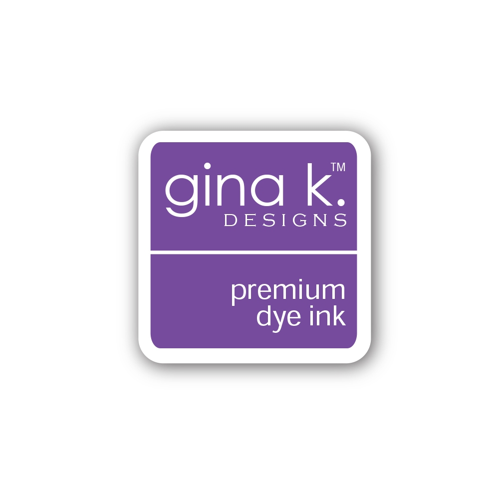 Gina K Designs WILD LILAC Color Companions Mini Ink Pad CUBE22 zoom image