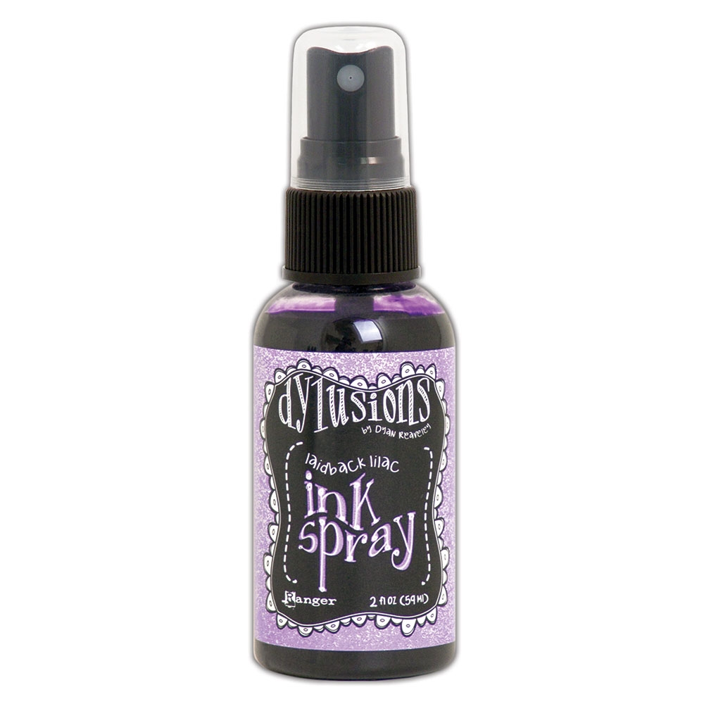 Ranger Dylusions Ink Spray LAIDBACK LILAC Dyan Reaveley DYC60239 zoom image