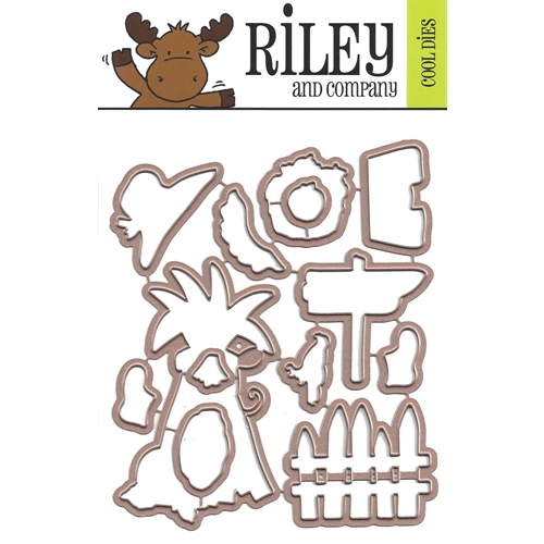 Riley and Company Cool Dies DRESS UP RILEY FALL RD18* Preview Image