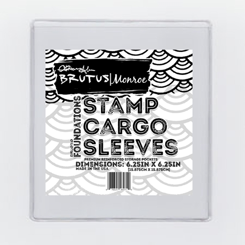 Brutus Monroe 6x6 CARGO SLEEVES 25 Pack Storage BRU0710 Preview Image