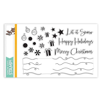Simon Says Clear Stamps ON A STRING SSS101754