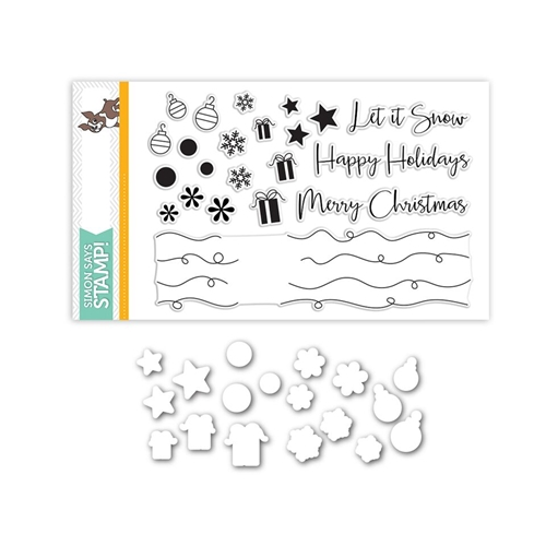 Simon Says Stamps And Dies ON A STRING Set306NS Preview Image