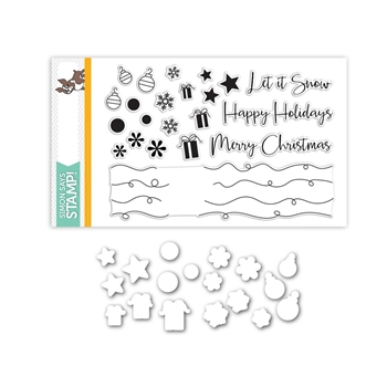 Simon Says Stamps And Dies ON A STRING Set306NS
