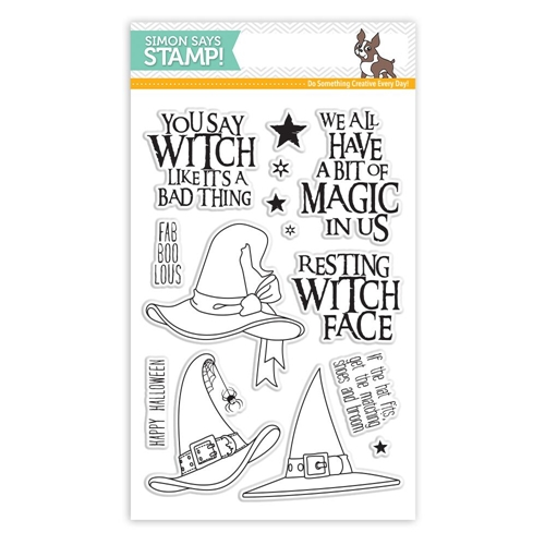 Simon Says Clear Stamps IF THE HAT FITS SSS101758 Preview Image