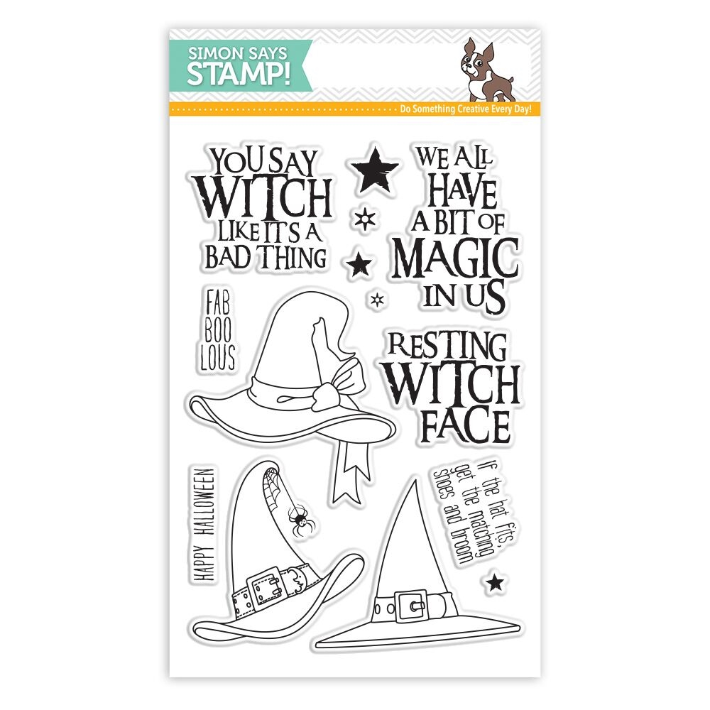Simon Says Clear Stamps IF THE HAT FITS SSS101758 zoom image