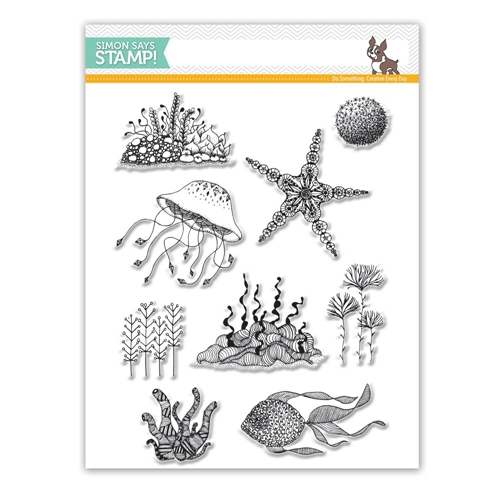 Simon Says Clear Stamps UNDER THE SEA SSS101760 * Preview Image
