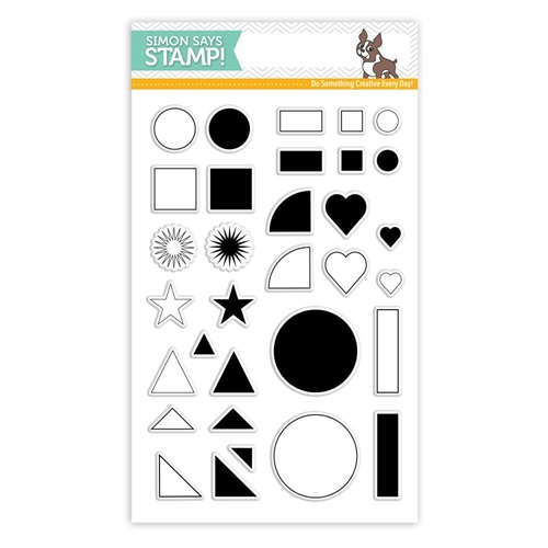 Simon Says Clear Stamp GRID PLAY SSS101794 Preview Image