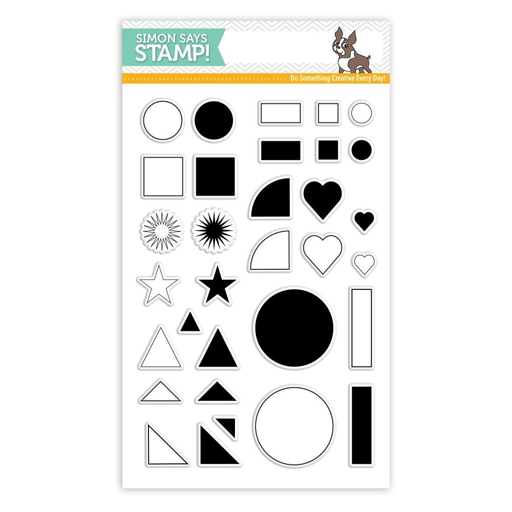 Simon Says Clear Stamp GRID PLAY SSS101794 zoom image