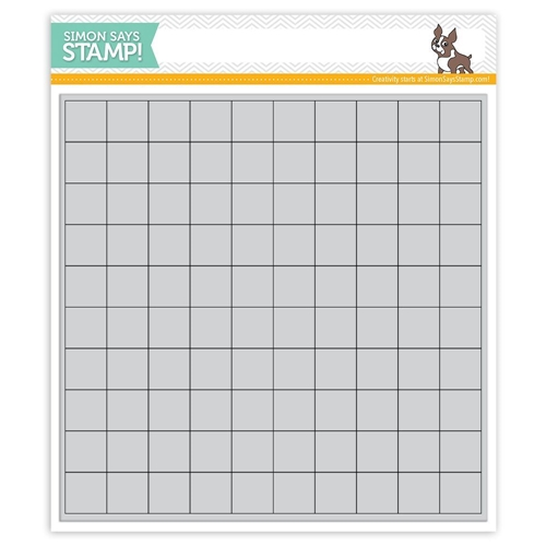 Simon Says Cling Rubber GRID PLAY GRID SSS101797 Preview Image