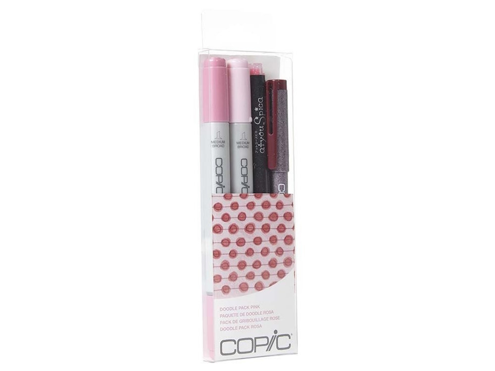 Copic DOODLE PACK PINK Set 053935 zoom image