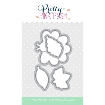 Pretty Pink Posh HAPPY TURKEY DIE Set