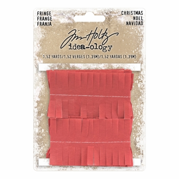 Tim Holtz Idea-ology CHRISTMAS FRINGE TH93647