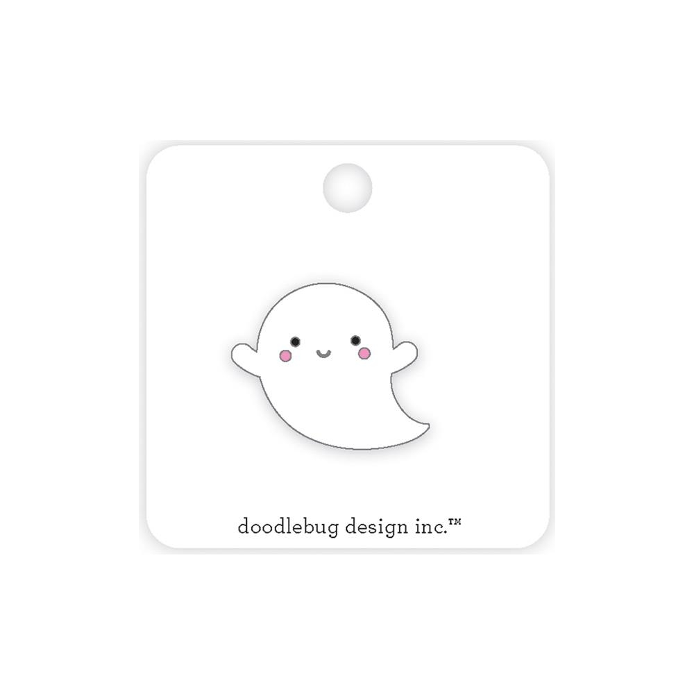 Doodlebug BOO Enamel Collectible Pin 5769 zoom image