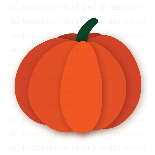 Honey Bee LAYERING PUMPKIN Dies HBDS-LP Preview Image