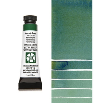 Daniel Smith CASCADE GREEN 5ML Extra Fine Watercolor 284610142