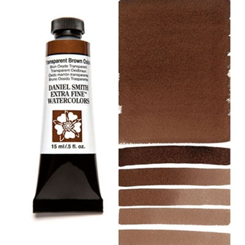 Daniel Smith TRANSPARENT BROWN OXIDE 15ML Extra Fine Watercolor 284600129
