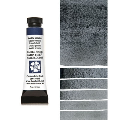 Daniel Smith SODALITE GENUINE 5ML Extra Fine Watercolor 284610179 zoom image