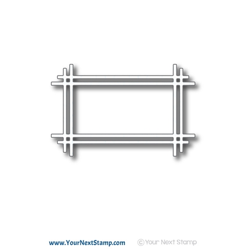 Your Next Die RECTANGLE STICK FRAME YNSD690 Preview Image
