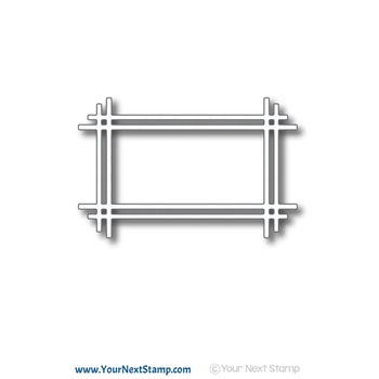 Your Next Die RECTANGLE STICK FRAME YNSD690