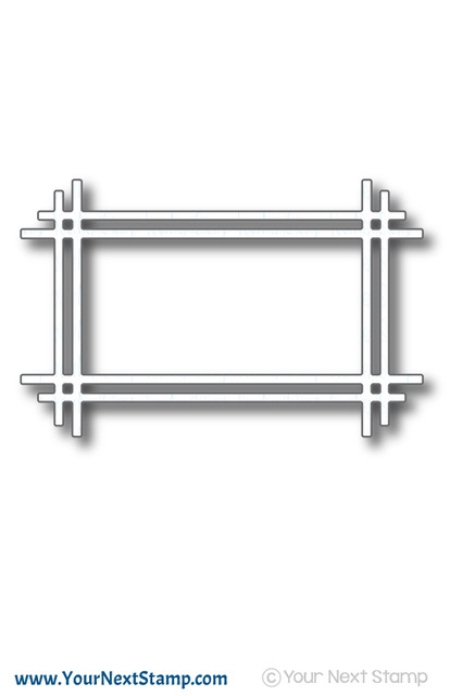 Your Next Die RECTANGLE STICK FRAME YNSD690 zoom image