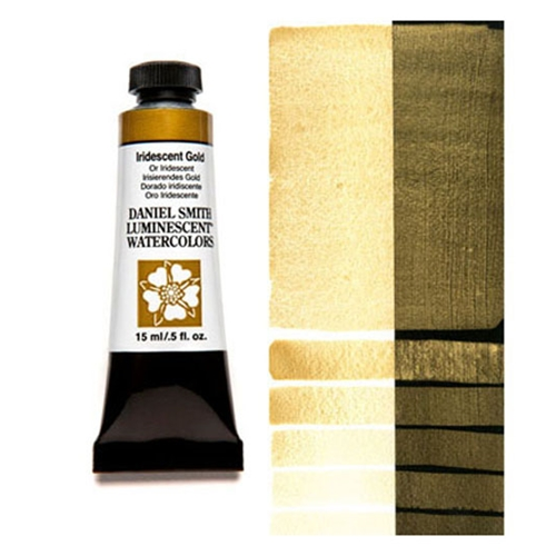 Daniel Smith IRIDESCENT GOLD 15ML Extra Fine Watercolor 284640017 Preview Image