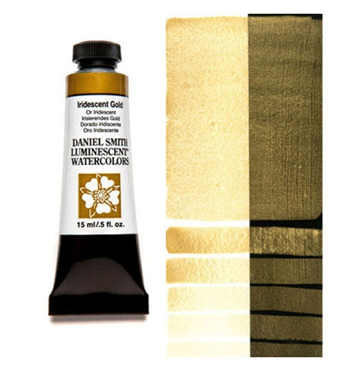Daniel Smith IRIDESCENT GOLD 15ML Extra Fine Watercolor 284640017 zoom image