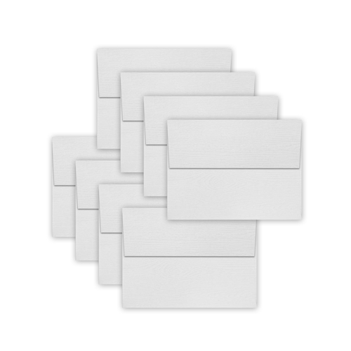 Simon Says Stamp Envelopes WHITE WOODGRAIN SSSE57 Preview Image