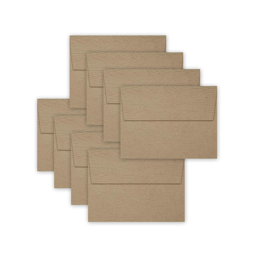 Simon Says Stamp Envelopes KHAKI WOODGRAIN SSSE58 zoom image