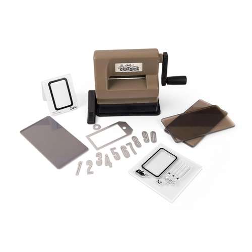 Tim Holtz Sizzix SIDEKICK STARTER KIT Die Cutting Machine 662535 Preview Image