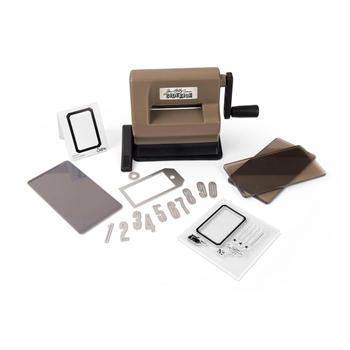 Tim Holtz Sizzix SIDEKICK STARTER KIT Die Cutting Machine 662535