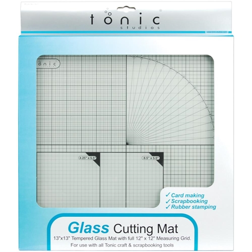 Tonic 12 x 12 TEMPERED GLASS CUTTING MAT 350e Preview Image