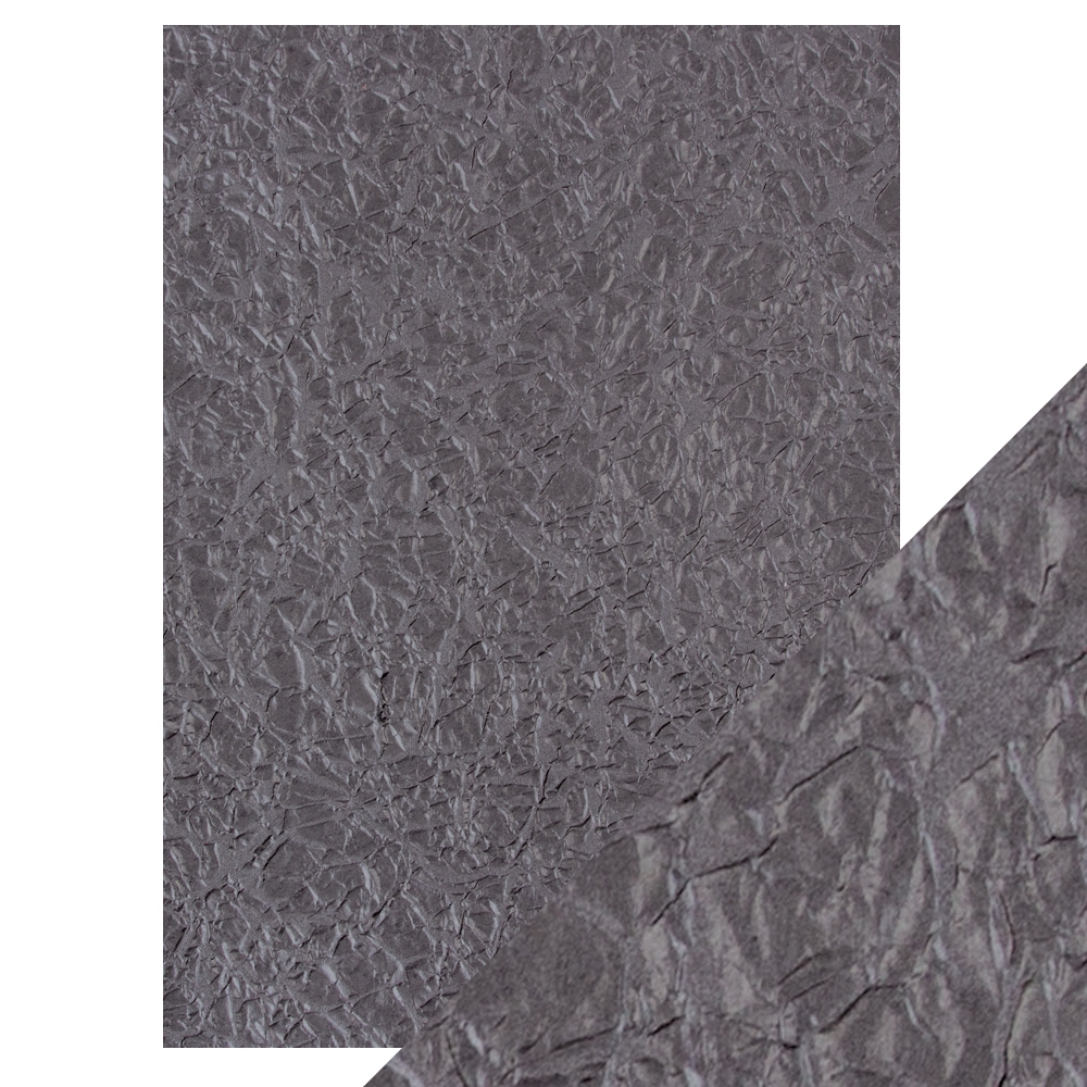 Tonic CRUSHED METAL Hand Crafted Embossed Cotton A4 Paper Pack 9804e zoom image