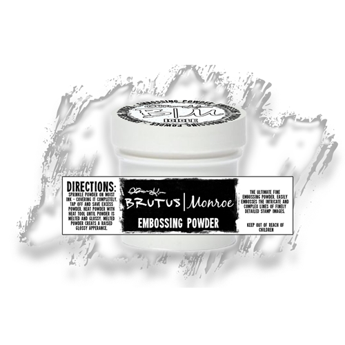 Brutus Monroe ICICLE Ultra Fine Embossing Powder BRU2517 Preview Image