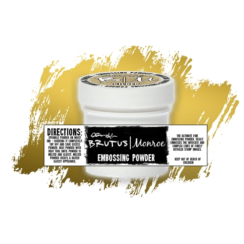 Brutus Monroe GILDED Ultra Fine Embossing Powder BRU2487 Preview Image
