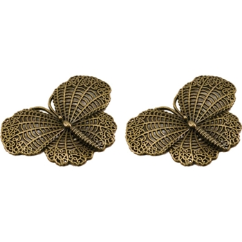 Couture Creations BOHEMIAN BUTTERFLY Metal Charms Bohemian Bouquet ult158044*
