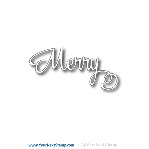 Your Next Die MERRY WORD ynsd676 Preview Image