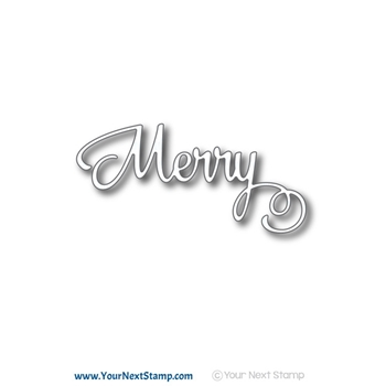 Your Next Die MERRY WORD ynsd676