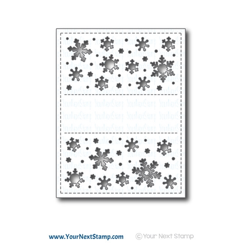 Your Next Die SNOWFLAKE PANEL ynsd705* Preview Image