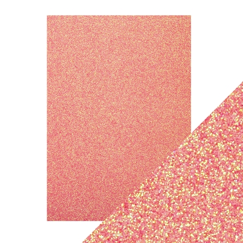 Tonic CANDY FLOSS A4 Glitter Cardstock 9951e Preview Image