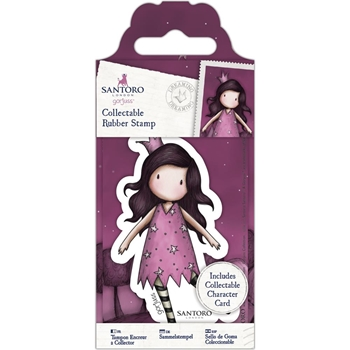 DoCrafts DREAMING Mini Cling Stamp Gorjuss 907147*