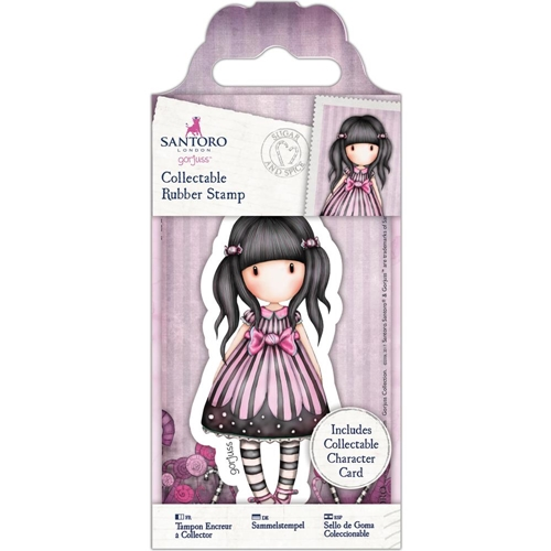 DoCrafts SUGAR & SPICE Mini Cling Stamp Gorjuss 907152* Preview Image