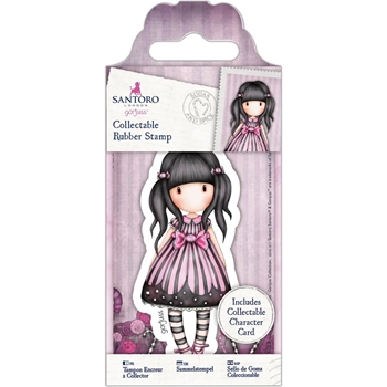 DoCrafts SUGAR & SPICE Mini Cling Stamp Gorjuss 907152*